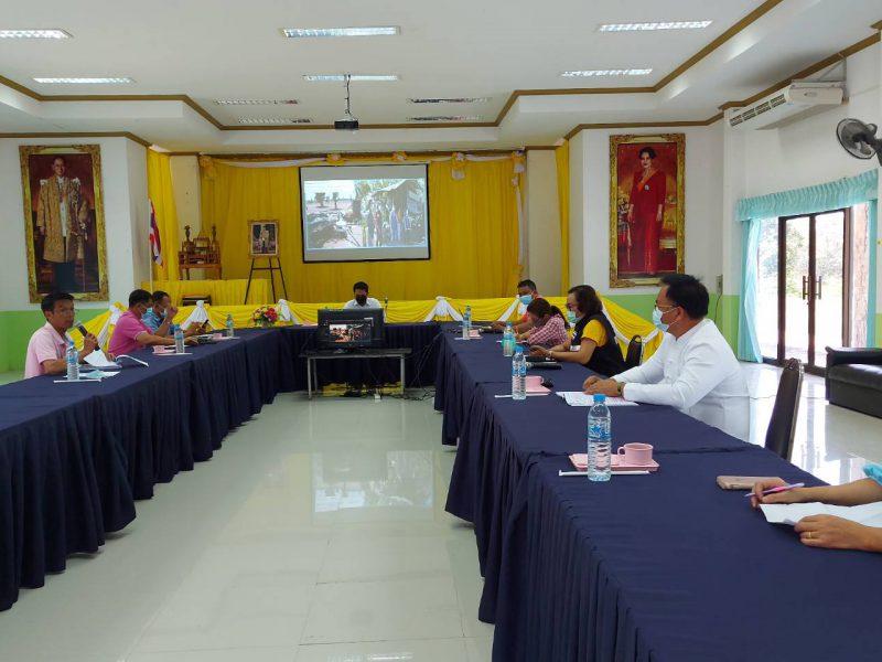 ประชุมคณะกรรมการช่วยเหลือประชาชนขององค์กรปกครองส่วนท้องถิ่น